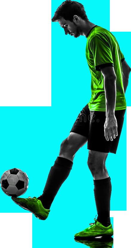 football amateur player